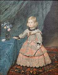Infanta Margarita Teresa by Velazquez
