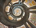L'escalier royal du palais Farnese de Caprarola (Italie) (40954236854).jpg