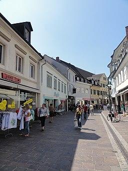 Turmstraße in Lörrach