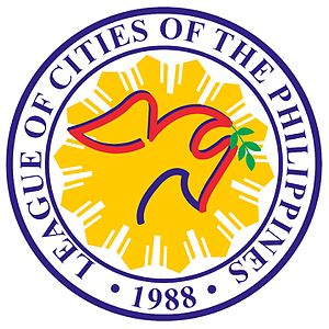 League of Cities of the Philippines - Image: LCP Layered Simple