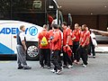 LFC players entering the bus US Tour 2012 (4).jpg