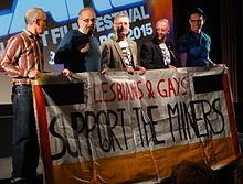 男女同性恋支持矿工