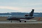 LX-LXL Dassault Falcon 900LX F900 Global Jet Luxembourg (SVW) (32175496816).jpg