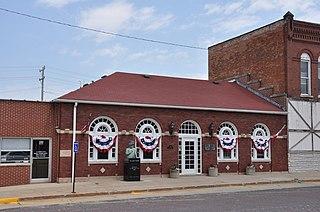 La Porte City, Iowa City in Iowa, United States