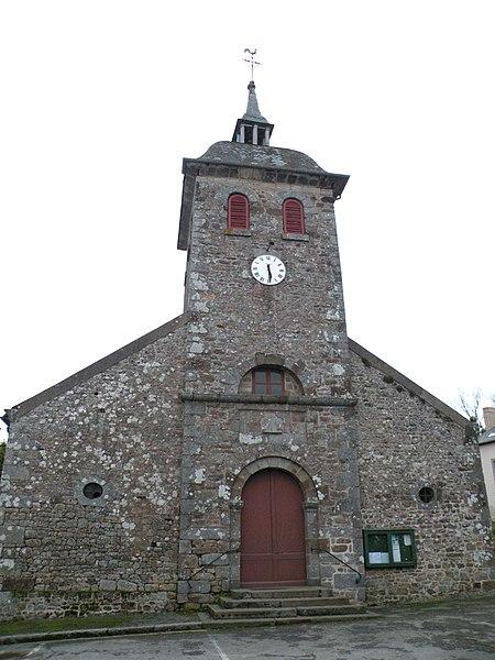 Church of La Chapelle-Chaussée