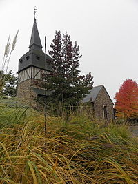 La Chapelle-Thouarault (35) Église 01.jpg