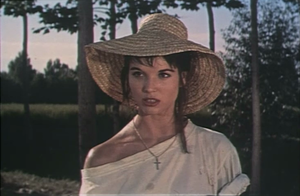 Elsa Martinelli - Martinelli in Rice Girl (1956)