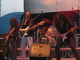 Labyrinth (band) Italian power metal band