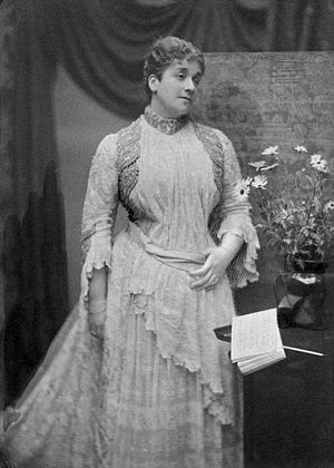 Lady Henry Somerset - Lady Isabella Somerset in 1884