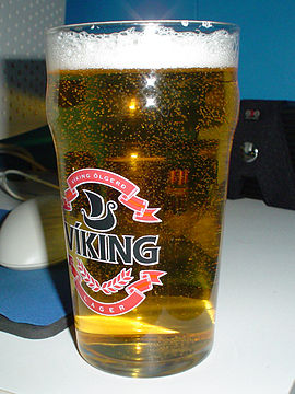 Lager beer in glass.jpg