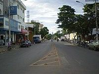 Lagoa da Prata rua principal.jpg