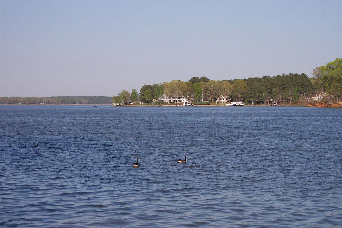 Lake gaston wikipedia for Lake gaston fishing