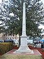 Lake City Comm Hist Dist Olustee monument01.jpg
