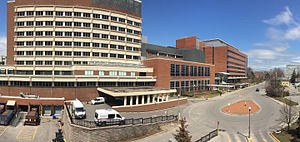 Lakeridge Health Oshawa - Image: Lakeridge Health Oshawa Hospital
