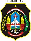 Official logo of Blitar