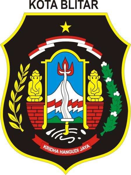 Official seal of Blitar
