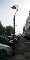 Lanterna kolono en 17 kaj 18 Sussex Square, Kemp Town, Brajtono (IoE Code 481317).jpg