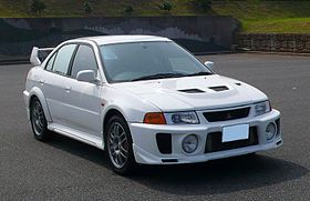 Mitsubishi Lancer Evolution - Wikipedia