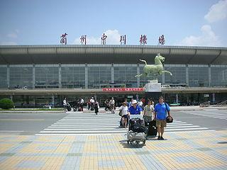Lanzhou Zhongchuan International Airport airport in Lanzhou, Peoples Republic of China
