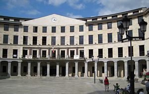 Laudio/Llodio - New town hall