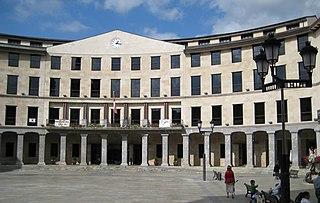 Laudio/Llodio municipality of Spain