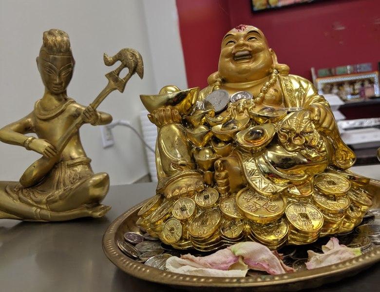 File:Laughing Buddha and Sitar Player.jpg