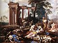 Laurent de La Hyre - The Children of Bethel Mourned by their Mothers - WGA12314.jpg