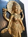 Laxmi Images - Goddess Laxmi is the central deity of Diwali- the Hindu festival of lights. She signified wealth and propserity.jpg
