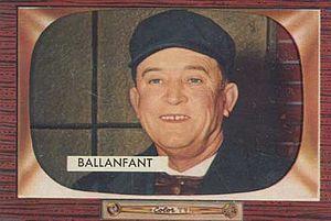 Lee Ballanfant - Image: Lee Ballanfant