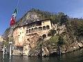 Leggiuno - Eremo di Santa Caterina del Sasso - Lago Maggiore - panoramio (12).jpg