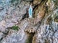 Leggiuno Monastero di Santa Caterina del Sasso Grotte 2.jpg