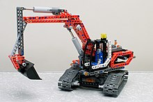 Lego Excavator (8294) with Power Functions (8293) (3514882068).jpg