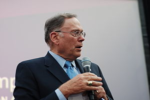 John P. Jumper - Jumper speaking as a CEO of Leidos, September 2013