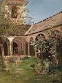 Leopold Munsch - Blühender Klostergarten.jpg