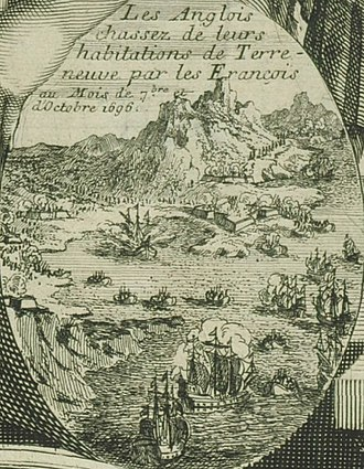 Pierre Le Moyne d'Iberville - The Avalon Peninsula campaign was a military operation led by d'Iberville, that saw English settlements throughout Newfoundland sacked by French forces.