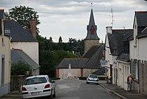 Les Forges (Morbihan) Centre-Bourg.JPG