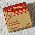 Leukoplast oude verpakking.JPG