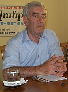 Levon Ananyan Armenian journalist and translator