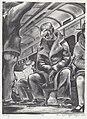 Lewis Thorgersen, Subway, 1953, NGA 144216.jpg