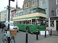 Leyland Atlantean bus in Broad Street, Oxford, England 01.jpg