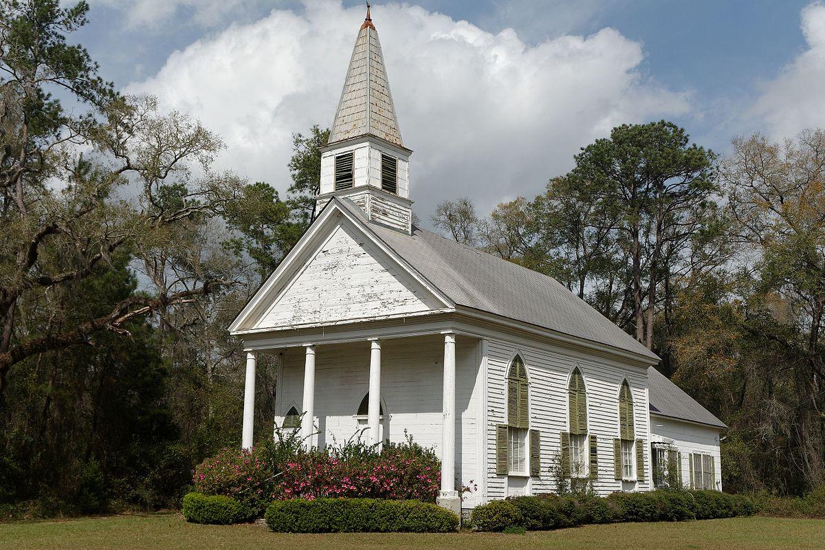 liberty baptist church  grooverville  georgia