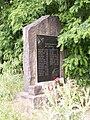 Libice nad Cidlinou - památník obětem náletu.JPG
