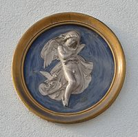 Lichtgasse 8, Vienna - angel left.jpg