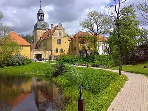 Lielstraupe Castle - Image: Lielstraupes pils