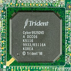 TRIDENT 8900 D Download Drivers