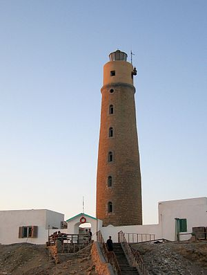 Brothers Islands Lighthouse - Lighthouse in 2006