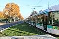 Ligne 3b Tramway près Porte Clignancourt Paris 1.jpg