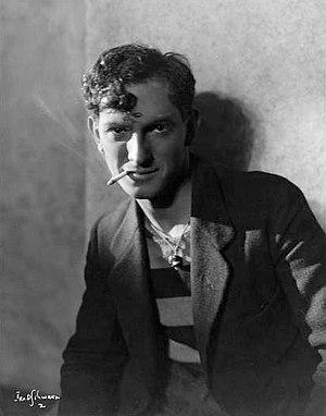 Liliom - Joseph Schildkraut in the title role in the Theatre Guild production of Liliom (1921)