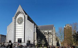 Kathedrale von lille wikipedia - Eglise notre dame de la treille lille ...