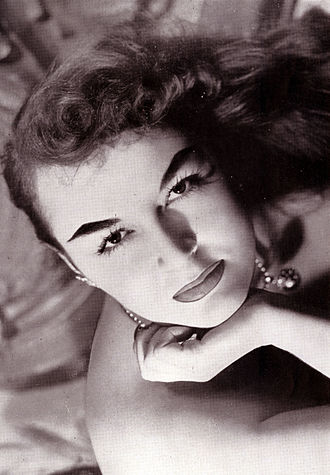 Linda Sini - Sini in 1953